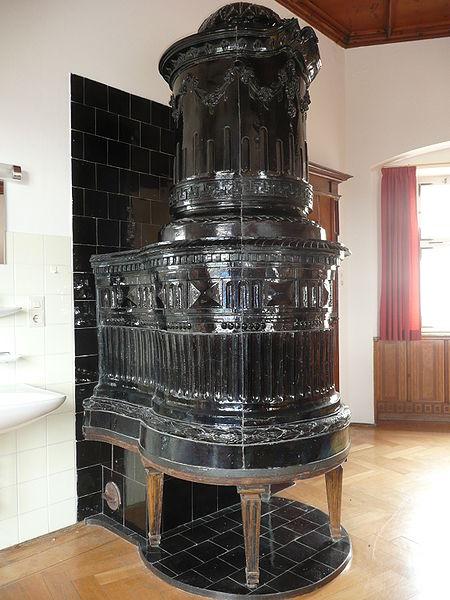 The Ceramic Kachelofen