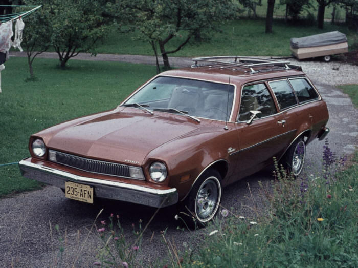 1972 Ford Pinto Squire Station Wagon original one family ... |Pinto Station Wagon